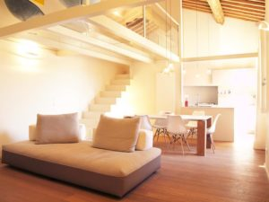 three towers luxury apartment area comune