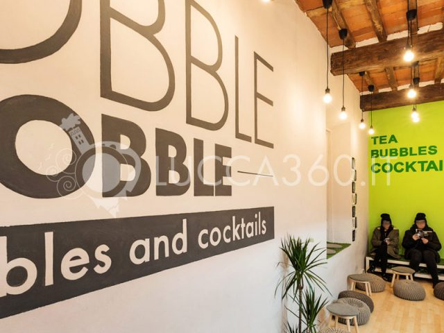 Bobble bobble – tea, bubbles, cocktails