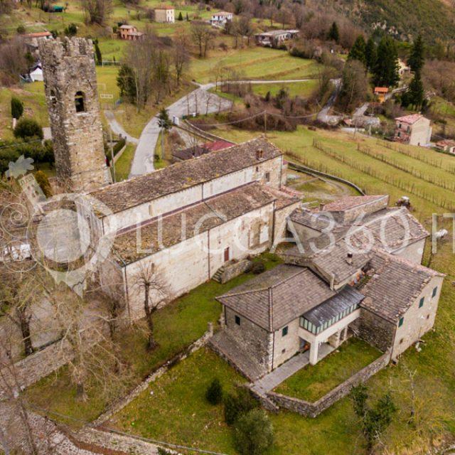Chiesa di San Cassiano di Controne