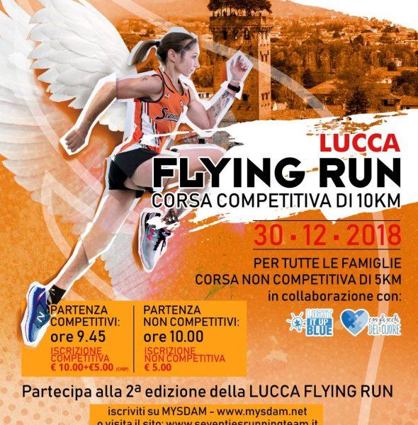 Flying Run 2018