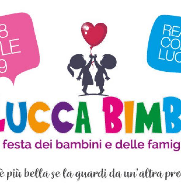 Lucca Bimbi, la festa dei bambini e delle famiglie