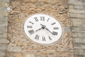 Orologio del campanile della Chiesa di San Michele a Colognora